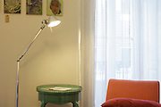 """One of the rooms of """"Casa das janelas com Vista"""", an hotel in Lisbon, Portugal"""