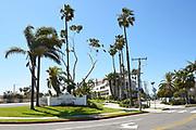 Hyatt Centric Hotel Santa Barbara Signage