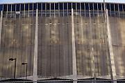 The Houston Astrodome.