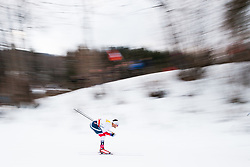 January 6, 2018 - Val Di Fiemme, ITALY - 180106 Hans Christer Holund of Norway competes in men's 15km mass start classic technique during Tour de Ski on January 6, 2018 in Val di Fiemme..Photo: Jon Olav Nesvold / BILDBYRN / kod JE / 160123 (Credit Image: © Jon Olav Nesvold/Bildbyran via ZUMA Wire)