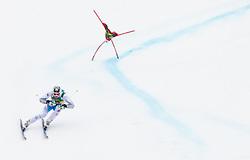 REICHELT Hannes of Austria during the 2nd Run of 7th Men's Giant Slalom - Pokal Vitranc 2013 of FIS Alpine Ski World Cup 2012/2013, on March 9, 2013 in Vitranc, Kranjska Gora, Slovenia. (Photo By Vid Ponikvar / Sportida.com)