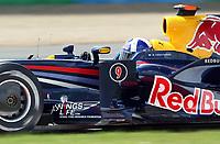 GEPA-2006087432 - MAGNY-COURS,FRANKREICH,20.JUN.08 - FORMEL 1, MOTORSPORT - Formel 1 Grand Prix, GP von Frankreich, Freies Training. Bild zeigt David Coulthard (GBR/ Red Bull Racing).<br />Foto: GEPA pictures/ Andreas Reichart