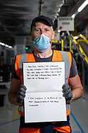 Worked at Amazon for 2 years. He is from Wigan.