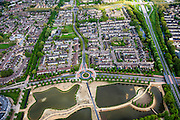 Nederland, Noord-Brabant, Oosterhout, 09-05-2013; de wijk Dommelbergen<br /> New constructed residential district Dommelbergen of the city of Breda.<br /> luchtfoto (toeslag op standard tarieven);<br /> aerial photo (additional fee required);<br /> copyright foto/photo Siebe Swart.