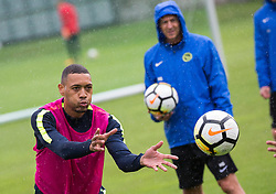 22.06.2015, Sportplatz, Fuegen, AUT, Trainingslager, BSC Young Boys, im Bild Guillaume Hoarau (Young Boys Bern) // during the trainingscamp of Swiss Superleague club BSC Young Boys at the Sportplatz in Fuegen, Austria on 2015/06/22. EXPA Pictures © 2017, PhotoCredit: EXPA/ Jakob Gruber