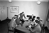 1967 - Spanish businessmen sign agreement with Unidare at Finglas, Dublin.