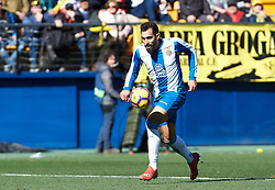 February 3, 2019 - Villarreal, Castellon, Spain - Borja Iglesias of RCD Espanyol during the La Liga match between Villarreal and Espanyol at Estadio de la Ceramica on February 3, 2019 in Vila-real, Spain. (Credit Image: © Maria Jose Segovia/NurPhoto via ZUMA Press)