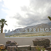 Fans of mid-century architecture flock to Palm Springs, CA. .