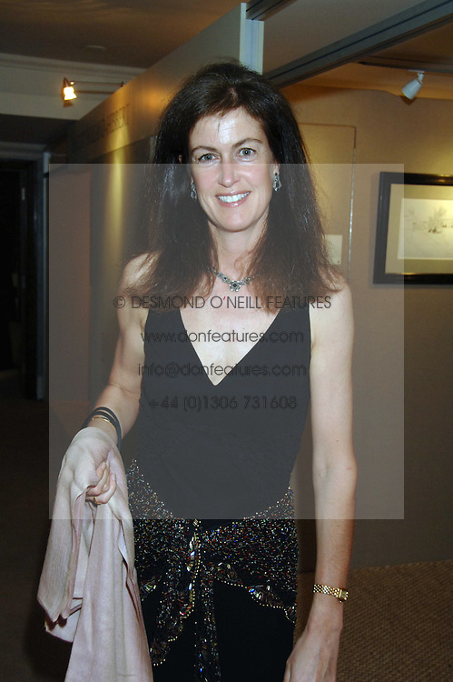 LADY HENRIETTA SPENCER-CHURCHILL at the Grosvenor House Art & Antiques Fair Gala evening in aid of the UKs oldest childrens charity CORAM held at the Grosvenor House Hotel, Park Lane, London on 14th June 2007.<br />