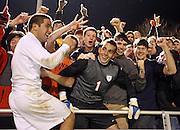 Virginia beat Maryland 2-1 for the NCAA semi-finals December 5, 2009 in Charlottesville, Va.  (Photo/Andrew Shurtleff)