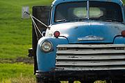 Old Chevrolet in Washington's Palouse region.