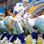 Tony Romo, quarterback of the Dallas Cowboys