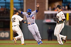 20150421 - Los Angeles Dodgers at San Francisco Giants