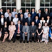 Columbia University FinTech Program Graduation 7/27/18