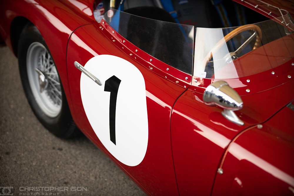 Car number.<br /> Picture date: Saturday April 6, 2019.<br /> Photograph by Christopher Ison ©<br /> 07544044177<br /> chris@christopherison.com<br /> www.christopherison.com