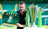 06/05/15    <br /> CELTIC PARK - GLASGOW<br /> Celtic Manager Ronny Deila promotes tickets for P4rty in Paradise on the 24th of May following his side's Scottish Premiership title victory.