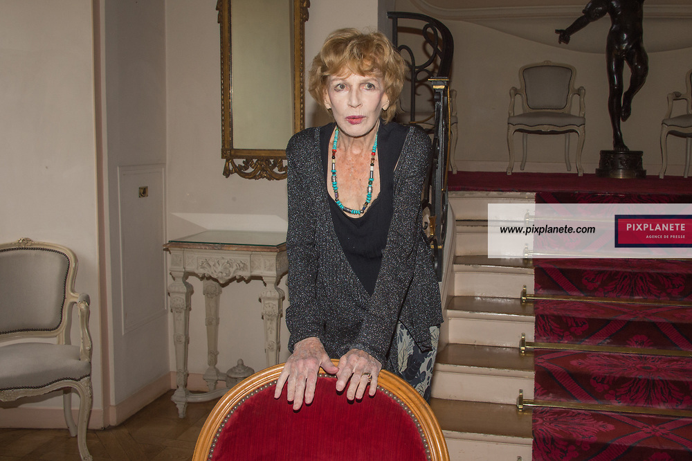 Edna O'Brien  Lauréate du Prix Fémina étranger  2019 Prix Femina 2019 Mardi 5 Novembre 2019 Cercle Interalliée Paris