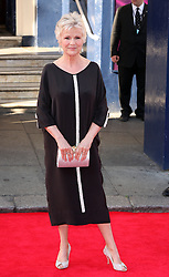 JULIE WALTERS arrives for the BAFTA TV Awards at the Theatre Royal, London, United Kingdom. Sunday, 18th May 2014. Picture by i-Images