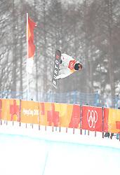 February 14, 2018 - PyeongChang, South Korea - SHAUN WHITE of USA in action during Snowboard Men's Halfpipe Final at Phoenix Snow Park during the 2018 Pyeongchang Winter Olympic Games. (Credit Image: © Scott Mc Kiernan via ZUMA Wire)