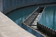 DURANT, OKLAHOMA - MARCH 24:  A general view of the Durant Water Treatment Plant in Durant, Oklahoma on March 24, 2017. (Photo by Cooper Neill for The Washington Post)
