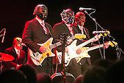 Los Straitjackets at Bowery Ballroom, NYC 12/14/14