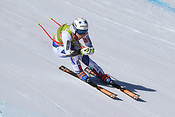 March 14, 2019 - ANDORRA - Romane Miradoli (FRA) during Ladies Super Giant of Audi FIS Ski World Cup Finals 18/19 on March 14, 2019 in Grandvalira Soldeu/El Tarter, Andorra. (Credit Image: © AFP7 via ZUMA Wire)