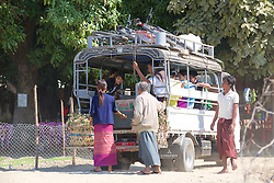 People On Local Transport
