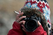 Nikon and nicotine.