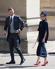 Royal Wedding Guests 3 - 19 May 2018