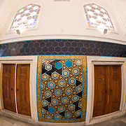 Interior of the Tiled Kiosk at the Istanbul Archaeology Museums. The Tiled Kiosk was commissioned by Sultan Mehmed II in 1472 and is one of the oldest buildings in Istanbul. It features Ottoman civil architecture, and was a part of the Topkapı Palace outer gardens. It was used as the Imperial Museum between 1875 and 1891 before the collection moved to the newly constructed main building. It was opened to public in 1953 as a museum of Turkish and Islamic art, and was later incorporated into the Istanbul Archaeology Museum. The Istanbul Archaeology Museums, housed in three buildings in what was originally the gardens of the Topkapi Palace in Istanbul, Turkey, holds over 1 million artifacts relating to Islamic art, historical archeology of the Middle East and Europe (as well as Turkey), and a building devoted to the ancient orient.