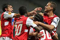 20111103 Braga: SC Braga vs. NK Maribor, UEFA Europa League, Group H, 4th round. In picture: Lima scores for Braga. Photo: Pedro Benavente/Cityfiles