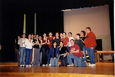 Sound of Music 2003 backstage