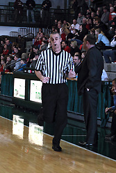 21 January 2014: 103rd McLean County Tournament.  Blue Ridge Knights v Heyworth Hornets Boys Quarter-Final at Shirk Center, Bloomington Illinois