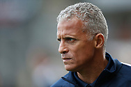 Keith Curle Manager of Northampton Town  during the EFL Sky Bet League 2 match between Bradford City and Northampton Town at the Utilita Energy Stadium, Bradford, England on 7 September 2019.