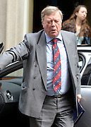 © Licensed to London News Pictures. 10/07/2012. Westminster, UK. Lord Chancellor and Secretary of State for Justice Ken (Kenneth) Clarke. Politicians in Downing Street today 10th July 2012. Photo credit : Stephen Simpson/LNP