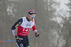 November 16, 2018 - BeitostØLen, NORWAY - 181116 Sjur Røthe of Norway competes in the men's 15km classic technique interval start during Beitosprinten 2018 on November 16, 2018 in Beitostølen..Photo: Vegard Wivestad Grøtt / BILDBYRÃ…N / kod VG / 170248 (Credit Image: © Vegard Wivestad GrØTt/Bildbyran via ZUMA Press)
