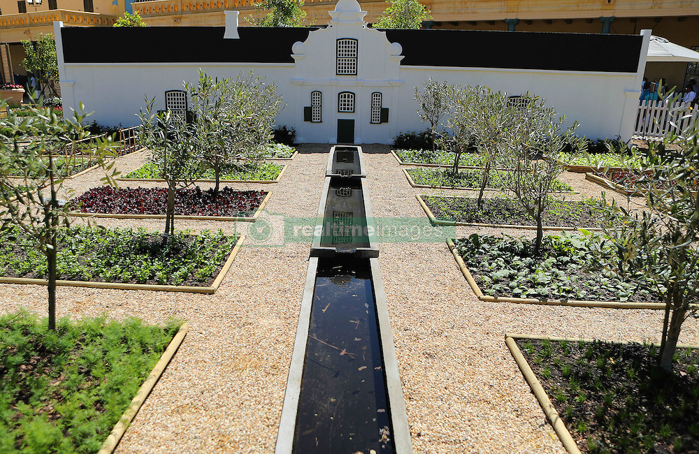 during the Cape Town Flower Show held at the Castle of Good Hope between the 27th and the 30th October 2016.<br /> <br /> Photo by Ron Gaunt/ RealTime Images