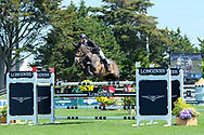 William WHITAKER (GBR) riding LAMMY BEACH during the Prix Groupe Barriere Competition of the International Show Jumping of La Baule 2018 (Jumping International de la Baule), on May 19, 2018 in La Baule, France - Photo Christophe Bricot / ProSportsImages / DPPI