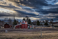 American Dreamscapes /  The blessed Sky<br /> <br /> Bend, Oregon, USA, 2014