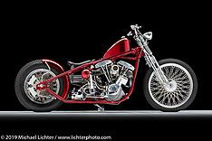 Richard Ruck Red Devil Shovelhead