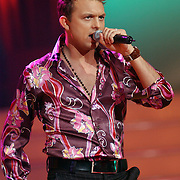 Finale Nationaal Songfestival 2005, Johnny Rosenberg