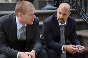 Paul Bettany, Stanley Tucci