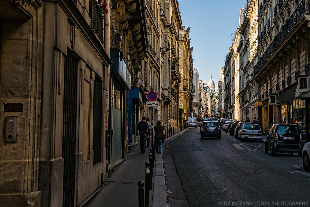 Street Scene, Pigalle