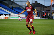 Bradford City forward Karl Henry (48) during  the The FA Cup 2nd round match between Peterborough United and Bradford City at London Road, Peterborough, England on 1 December 2018.