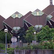 NLD/Helmond/1993 - Kubus woningen Helmond