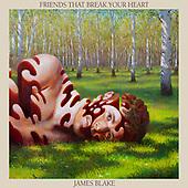 "October 08, 2021 - WORLDWIDE: James Blake ""That Break Your Heart"" Music Single Release"