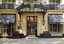 © licensed to London News Pictures.  27/06/2011. London, UK. The Waldorf Hilton Hotel in Aldwych London. There have been reports that the company which holds the freehold to The Waldorf have gone into administration. The Hyatt Regency, in Birmingham, and the Waldorf in London's West End have come under the control of administrators at Ernst & Young and KPMG. Please see special instructions for usage rates. Photo credit should read Matt Cetti-Roberts/LNP