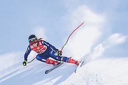 10.01.2020, Keelberloch Rennstrecke, Altenmark, AUT, FIS Weltcup Ski Alpin, Abfahrt, Damen, 2. Training, im Bild Sofia Goggia (ITA) // Sofia Goggia of Italy in action during her 2nd training run for the women's Downhill of FIS ski alpine world cup at the Keelberloch Rennstrecke in Altenmark, Austria on 2020/01/10. EXPA Pictures © 2020, PhotoCredit: EXPA/ Johann Groder