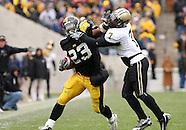 NCAA Football - Purdue v Iowa - November 15, 2008