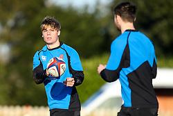 Ollie Hassell-Collins of England Under 20s - Mandatory by-line: Robbie Stephenson/JMP - 08/01/2019 - RUGBY - Bisham Abbey National Sports Centre - Bisham Village, England - England Under 20s v  - England Under 20s Training